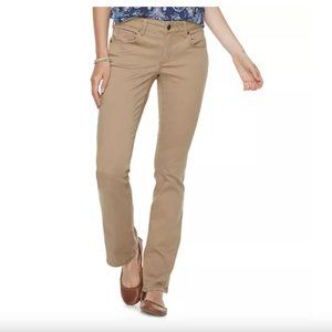 Sonoma Slim Straight Pant